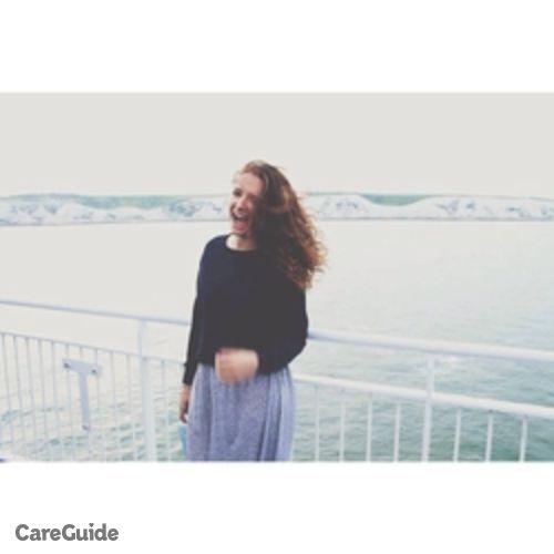 Canadian Nanny Provider Rachel Clarke's Profile Picture