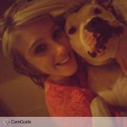 Pet Care Provider Krissy K's Profile Picture