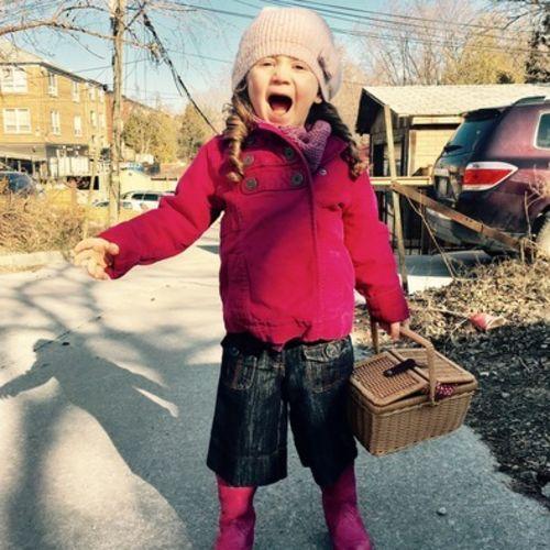 Canadian Nanny Job Lauren Bianchi's Profile Picture