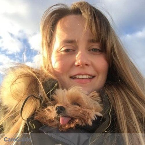 Pet Care Provider Justyna C's Profile Picture