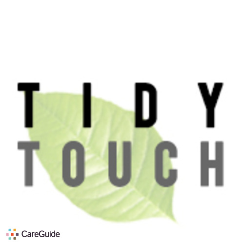 Housekeeper Provider Tidy Touch's Profile Picture