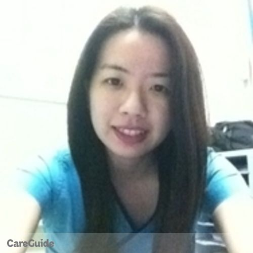 Canadian Nanny Provider Clarence Joy Hao's Profile Picture