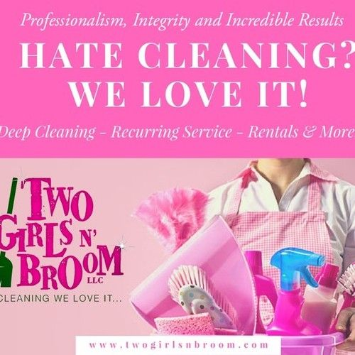 Housekeeper Provider Two Girls N Broom L's Profile Picture