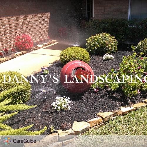 Landscaper Provider Danny Z's Profile Picture