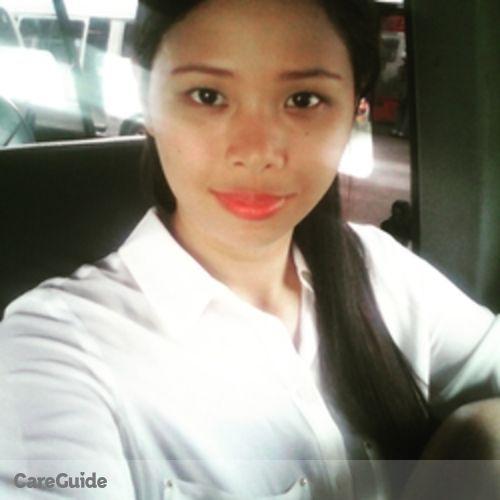 Canadian Nanny Provider Robina Tupas's Profile Picture