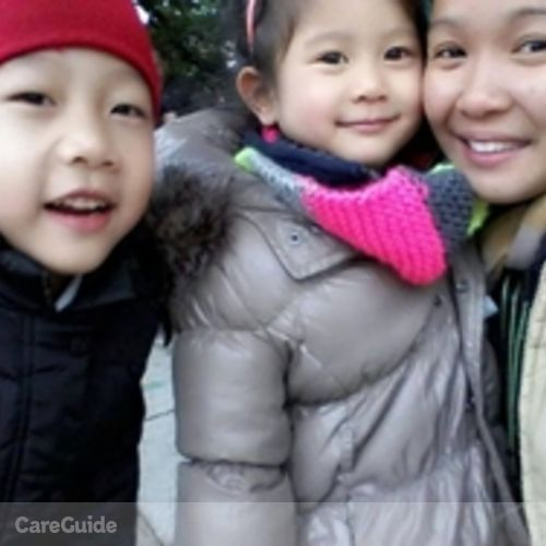 Canadian Nanny Provider Emma Rose Panganiban's Profile Picture