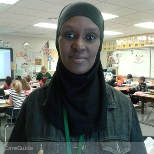Child Care Provider Mariam Mohamed's Profile Picture