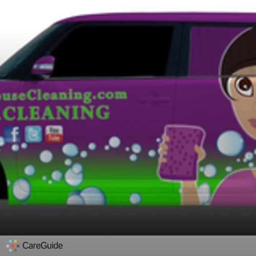 Housekeeper Provider Jessie's House Cleaning 1-877-CLEANING's Profile Picture