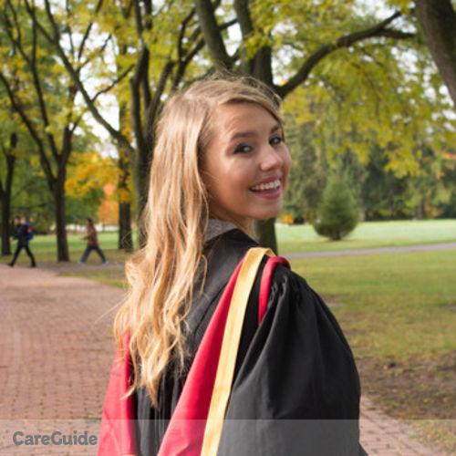 Canadian Nanny Provider Mariya Z's Profile Picture