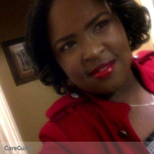 Canadian Nanny Provider Annique Hamilton's Profile Picture