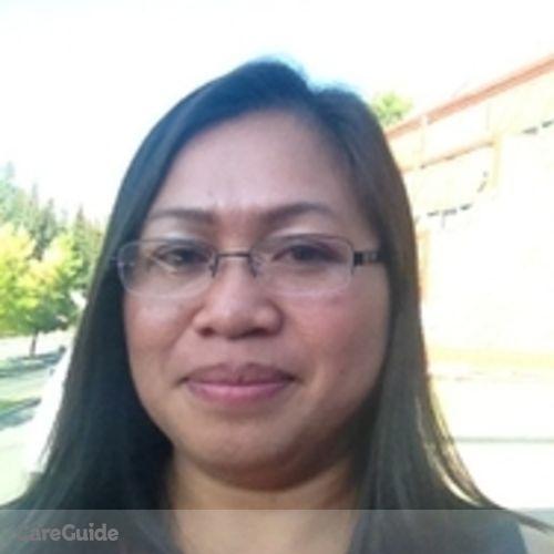 Canadian Nanny Provider Flordiliza Valdez's Profile Picture