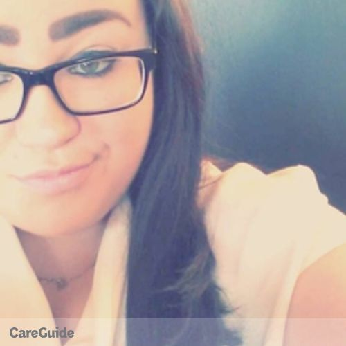 Canadian Nanny Provider Cassandra Ramsbottom's Profile Picture