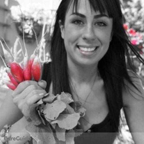 Canadian Nanny Provider Jocelyn Kirkland's Profile Picture