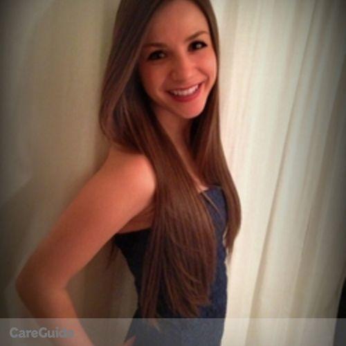 Canadian Nanny Provider Melissa B's Profile Picture