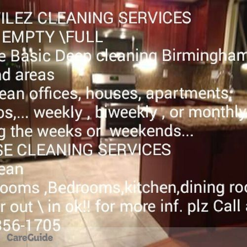 Housekeeper Provider Helen A's Profile Picture