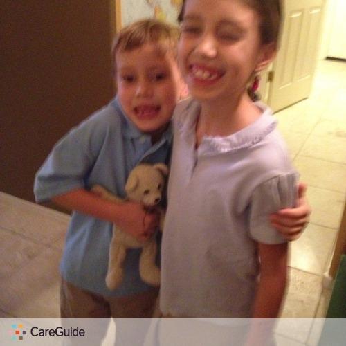 Child Care Job Erika Ahern's Profile Picture