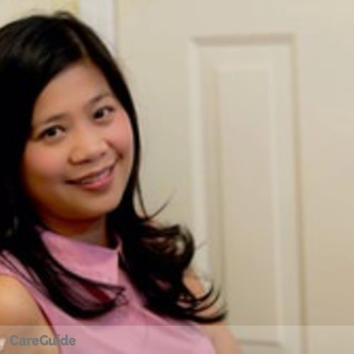 Canadian Nanny Provider Vhong Singson's Profile Picture