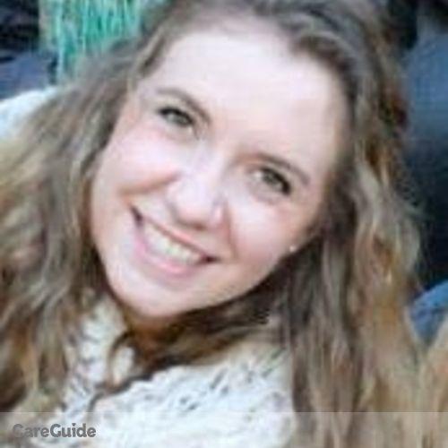 Canadian Nanny Provider Krista's Profile Picture