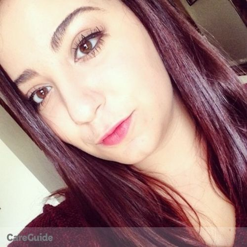 Child Care Job Maya Bougebrayel's Profile Picture
