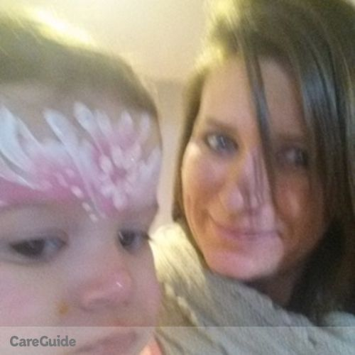 Canadian Nanny Provider Melissa Mercer's Profile Picture