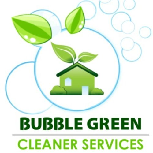 Housekeeper Provider Bubble Green Cleaner Services's Profile Picture