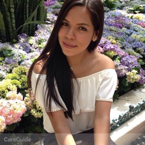 Canadian Nanny Provider Lesly Acosta's Profile Picture