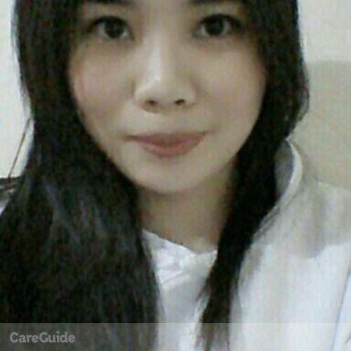 Canadian Nanny Provider Larni Mae dela Cruz's Profile Picture