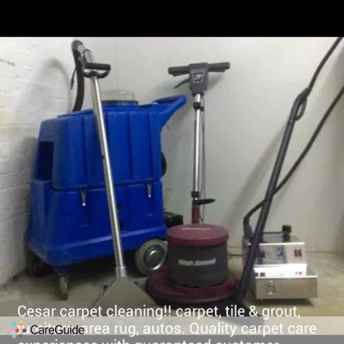 Housekeeper Provider Javier B's Profile Picture