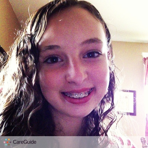 Child Care Provider Mackenzie C's Profile Picture