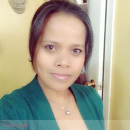 Canadian Nanny Provider Venus Layugan's Profile Picture