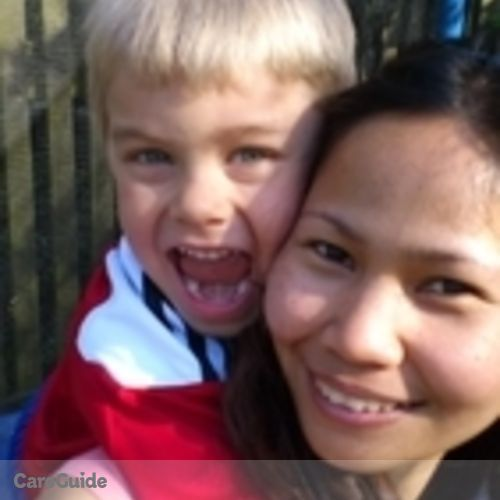 Canadian Nanny Provider Gemma Emnace's Profile Picture