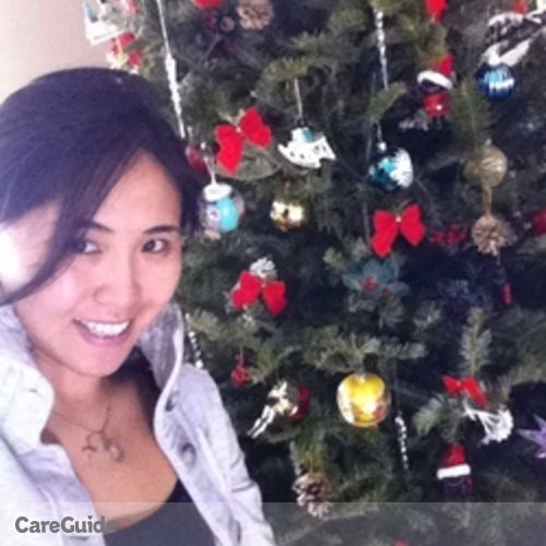 Canadian Nanny Provider Ying Yep's Profile Picture
