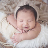 newborn photographer in Fairfax Virginia area