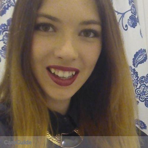Canadian Nanny Provider Gabrielle Côté's Profile Picture