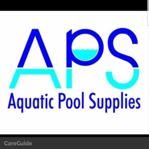 Housekeeper Provider Aquatic Pool Service's Profile Picture