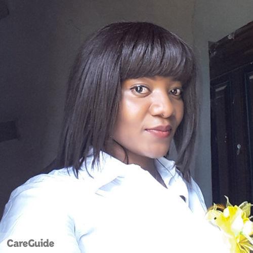 Canadian Nanny Provider Obiamaka Amene's Profile Picture