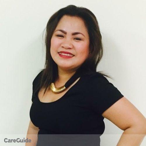 Elder Care Provider Jonalisa Arcillo's Profile Picture