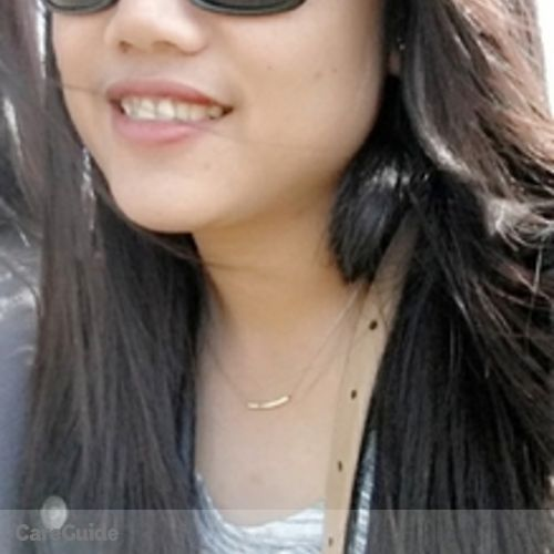 Canadian Nanny Provider Miriam Garcia's Profile Picture