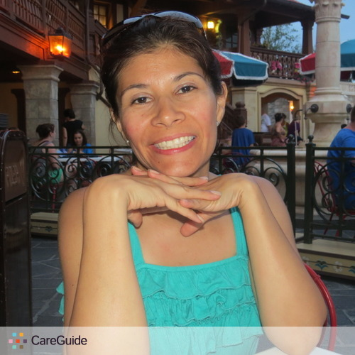 Child Care Provider Yuri Caceres's Profile Picture
