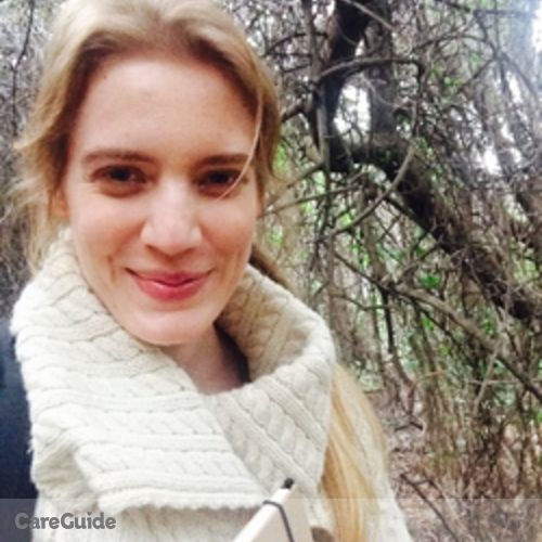 Canadian Nanny Provider Clara Pasieka's Profile Picture