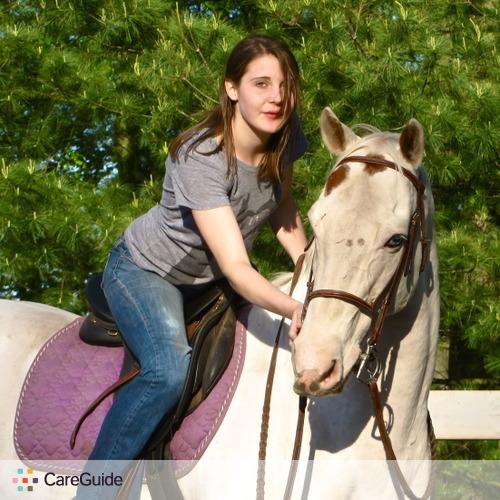 Pet Care Provider Emily J's Profile Picture