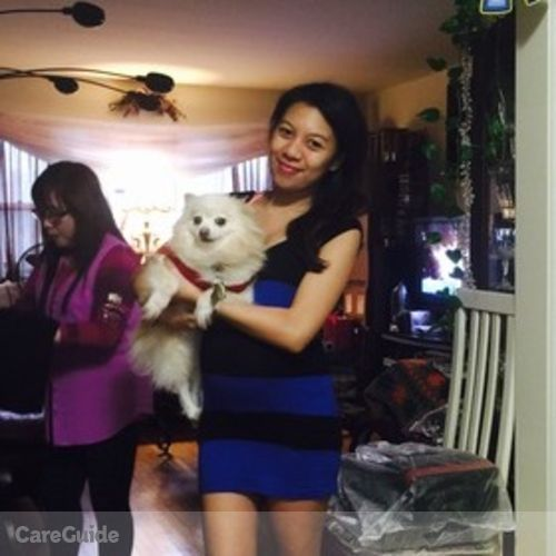 Pet Care Provider Romela Pequiro Lunop's Profile Picture