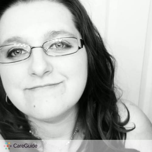 Child Care Provider Danielle Underwood's Profile Picture