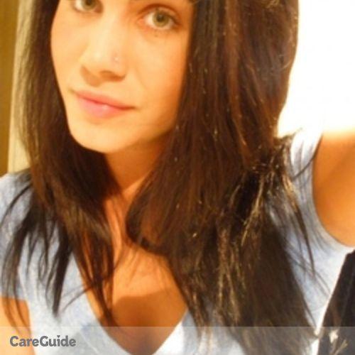 Canadian Nanny Provider Vanessa I's Profile Picture