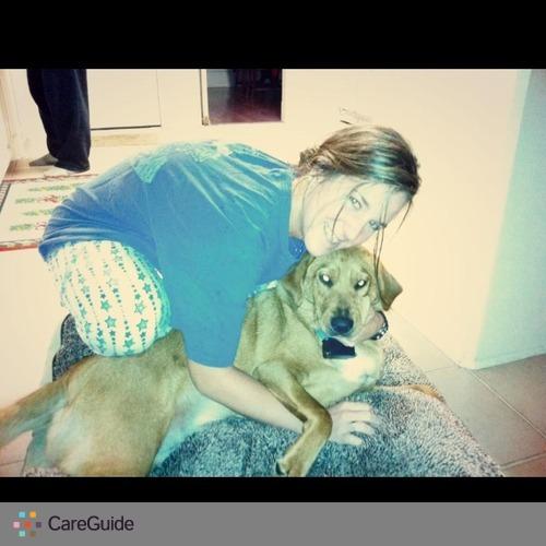 Pet Care Provider Rachel Webb's Profile Picture