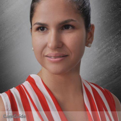Canadian Nanny Provider Maria Camila Diaz Villaveces's Profile Picture