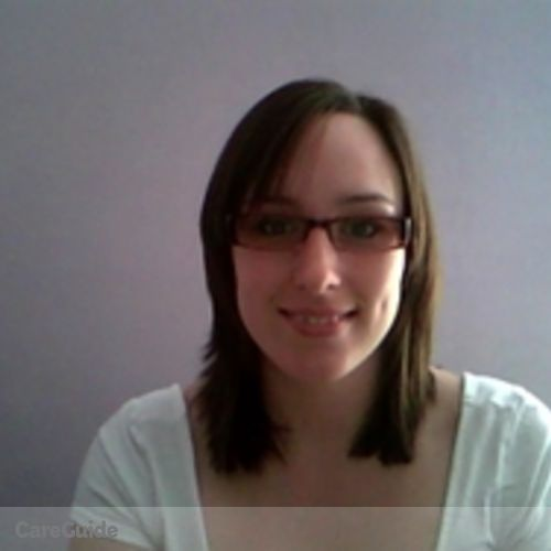 Canadian Nanny Provider Kelsey Anderson's Profile Picture