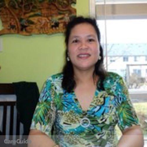Canadian Nanny Provider Felicisima Catubig's Profile Picture