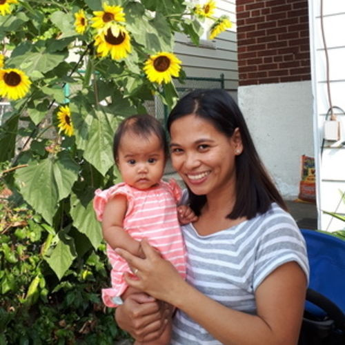 Canadian Nanny Provider Madelyn Madrid's Profile Picture