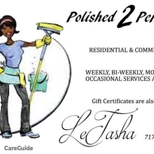 Housekeeper Provider Letasha P's Profile Picture